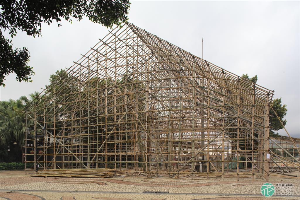 Craft Of Bamboo Scaffolding Elements Of Intangible